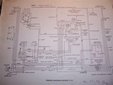 1948 Plymouth Wiring Diagram Pdf Epub Ebook
