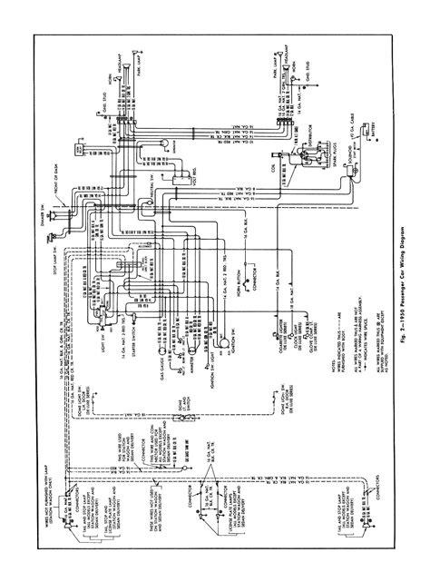 1950 Chevy Car Wiring Diagram (ePUB/PDF)