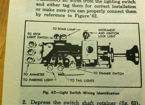 1951 chevy headlight wiring diagrahm