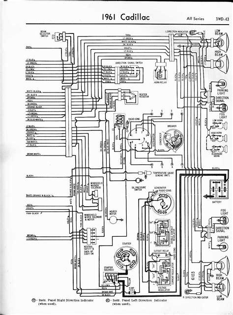 1954 cadillac wiring diagram