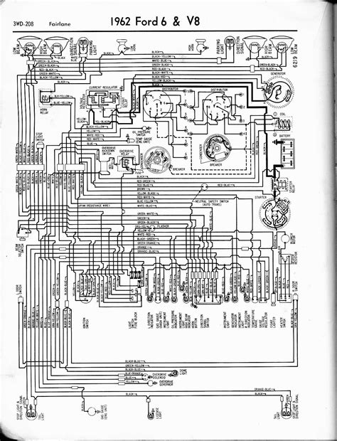 1962 Ford Falcon Wiring Diagram (ePUB/PDF) Free