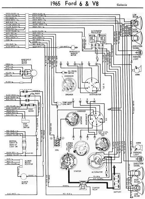 1965 Ford Galaxie 500 Wiring Diagram (Free ePUB/PDF) Ge Electric Oven Wiring Diagram Jb on