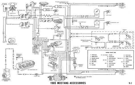 1965 Mustang Radio Wiring Diagram (Free ePUB/PDF) on