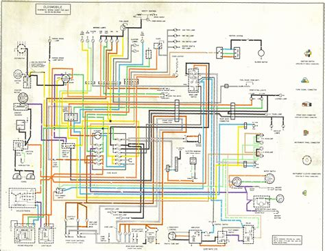 1969 camaro wiring diagram colorview
