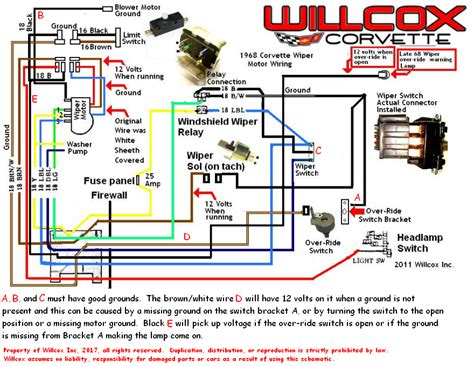 Marvelous 1969 Corvette Wiper Wiring Diagram Schematic Epub Pdf Wiring 101 Capemaxxcnl