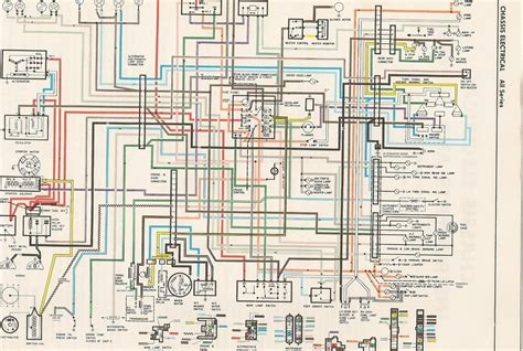 1971 Oldsmobile 442 Wiring Diagram