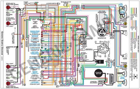 1973 chevelle wiring diagram