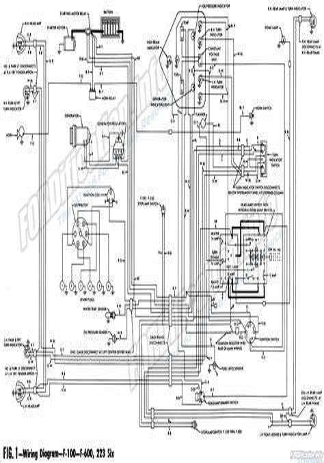 1975 ford maverick wiring diagram