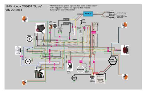 1975 Honda 360 Wiring Diagram (ePUB/PDF) Free on