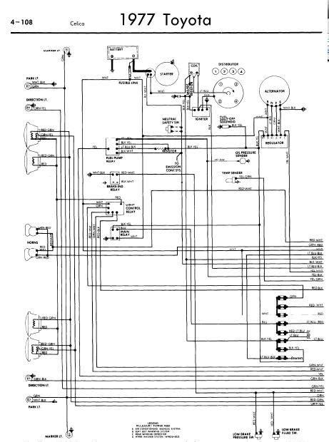 1977 Celica Wiring Diagram (ePUB/PDF) Free