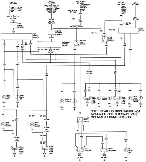 1978 dodge b300 wiring diagram