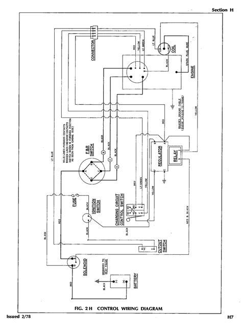1978 Ezgo Wiring Diagram Free Schematic (ePUB/PDF)