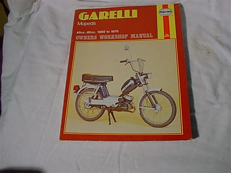 1978 Garelli Manual (ePUB/PDF)