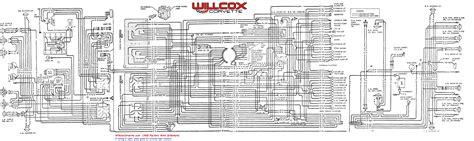 1979 corvette wiper wiring diagram