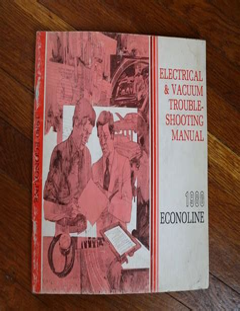 1980 ford econoline wiring diagram