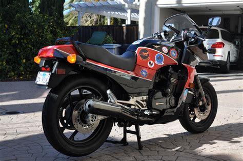 1984 1985 Kawasaki Motorcycle Gpz900r Zx900 A1 A2 Service Repair ...