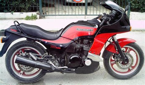 1984 Kawasaki Gpz750 Turbo Motorcycle Service Repair Manual (ePUB