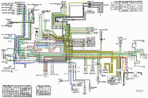 1985 honda gl1200 wiring diagram