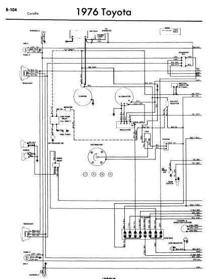 1985 Toyota Corolla Wiring Diagram (ePUB/PDF)