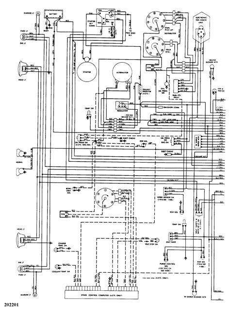 1986 dodge d150 wiring diagrams
