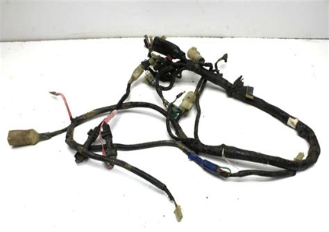 1986 honda trx 250 wiring diagram