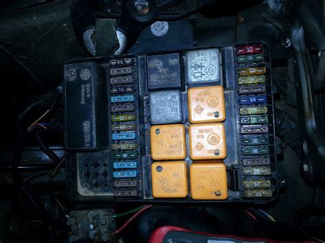 1987 bmw 325i fuse box diagram