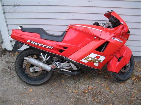 1989 Cagiva Freccia 125 C10 C12 Motorcycle Service Manual