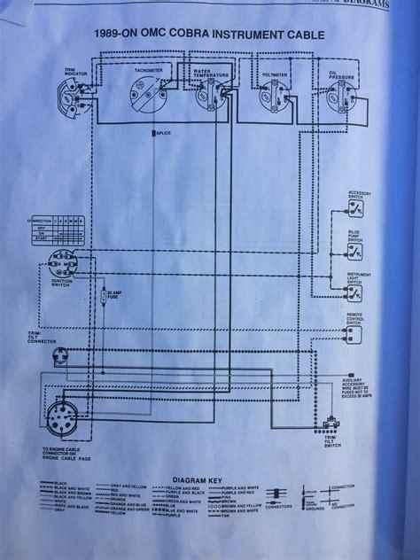 1989 omc 305 inboard wiring diagram