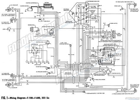 1990 ford f600 wiring diagram
