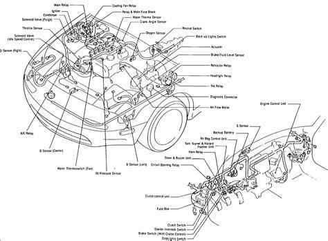 1990 miata engine diagram