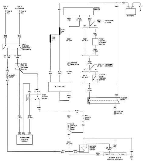 1990 Mustang Convertible Wiring Diagram (Free ePUB/PDF) on