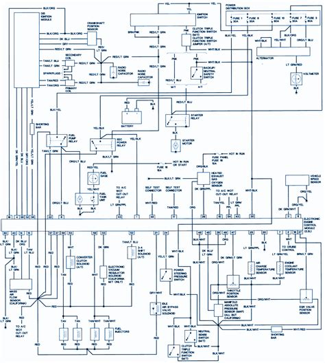 ford ranger wiring diagram image wiring 1990 ford ranger radio wiring diagram images on 1986 ford ranger wiring diagram