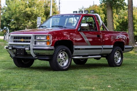 1991 Chevy Silverado Owners Manual