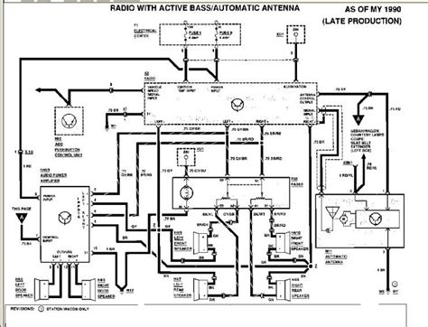 free 1991 jeep wrangler radio wiring diagram