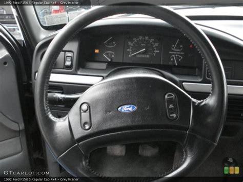 1992 ford f 150 steering column wiring diagram