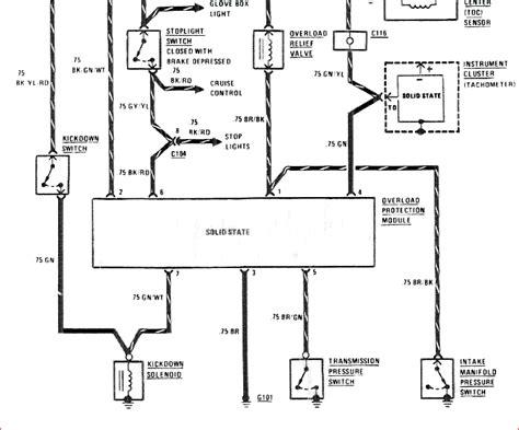 1992 mercedes e300 wiring diagram