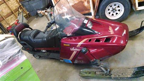 1992 Yamaha Venture Gt Xl Snowmobile Service Repair Maintenance