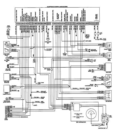 1993 Chevrolet C1500 Wiring Diagram Schematic (ePUB/PDF) Free