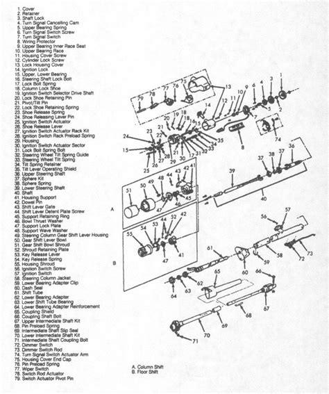1993 S10 Steering Column Wiring Diagram (ePUB/PDF)