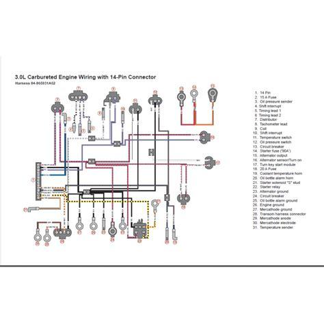 1993 volvo penta wiring schematics
