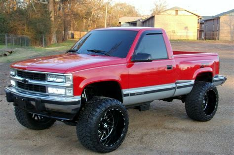 1994 Chevy Silverado Owners Manual