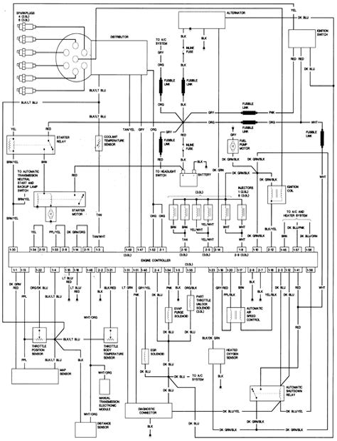 Free 1994 Dodge Grand Caravan Wiring Diagram