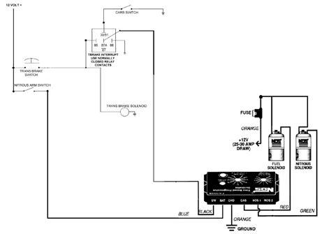 1994 nitro boat wiring diagram