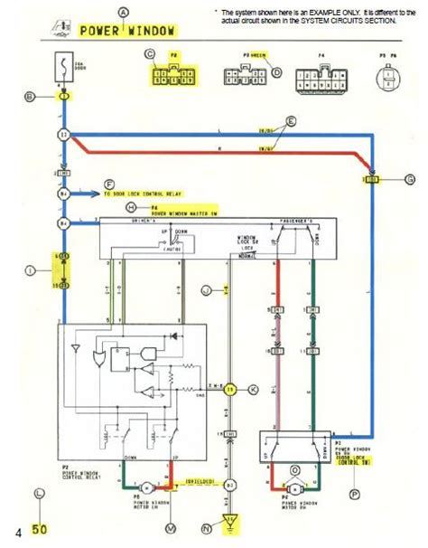 1994 toyota camry wiring diagram