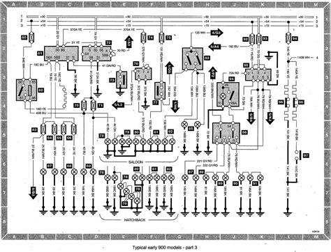 saab wiring diagrams images saab electrical wiring diagrams 1994 saab 900 wiring diagram 1994 wiring diagram and