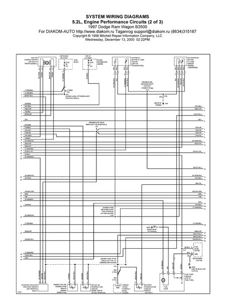Remarkable 1997 Dodge Ram Wiring Diagram Epub Pdf Wiring 101 Capemaxxcnl