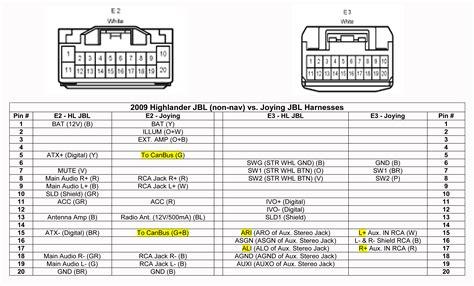 1997 toyota camry radio wiring diagram