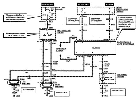 ford f headlight wiring diagram images 1997 ford f53 wiring diagram circuit wiring diagram info