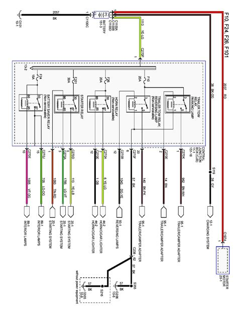 ford f ignition switch wiring diagram images 1997 ford truck wiring diagram 2003 ford f150 wiring