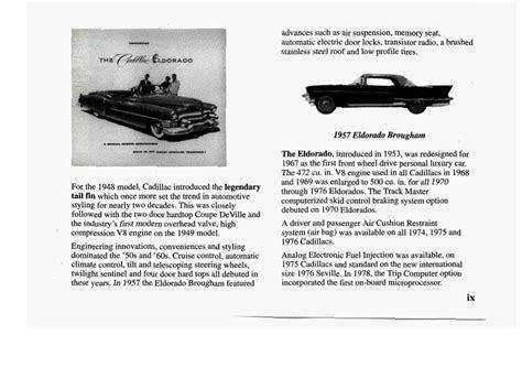 1998 Cadillac Deville Owners Manual (ePUB/PDF) Free